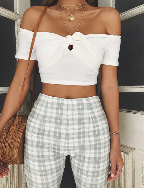 impactful crop top outfit ideas tumblr 12