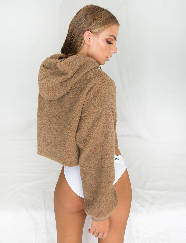 Kiki Jumper - Brown