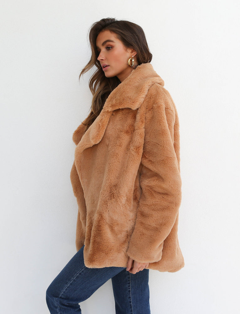 Fawkner Jacket - Tan