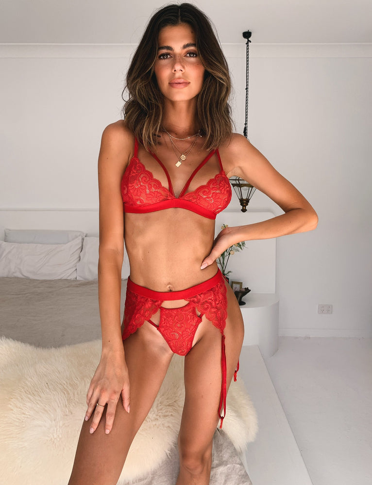 Bianca Set - Red