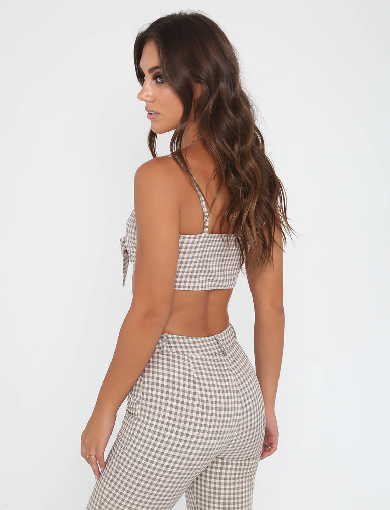 Millie Top - Nude Check