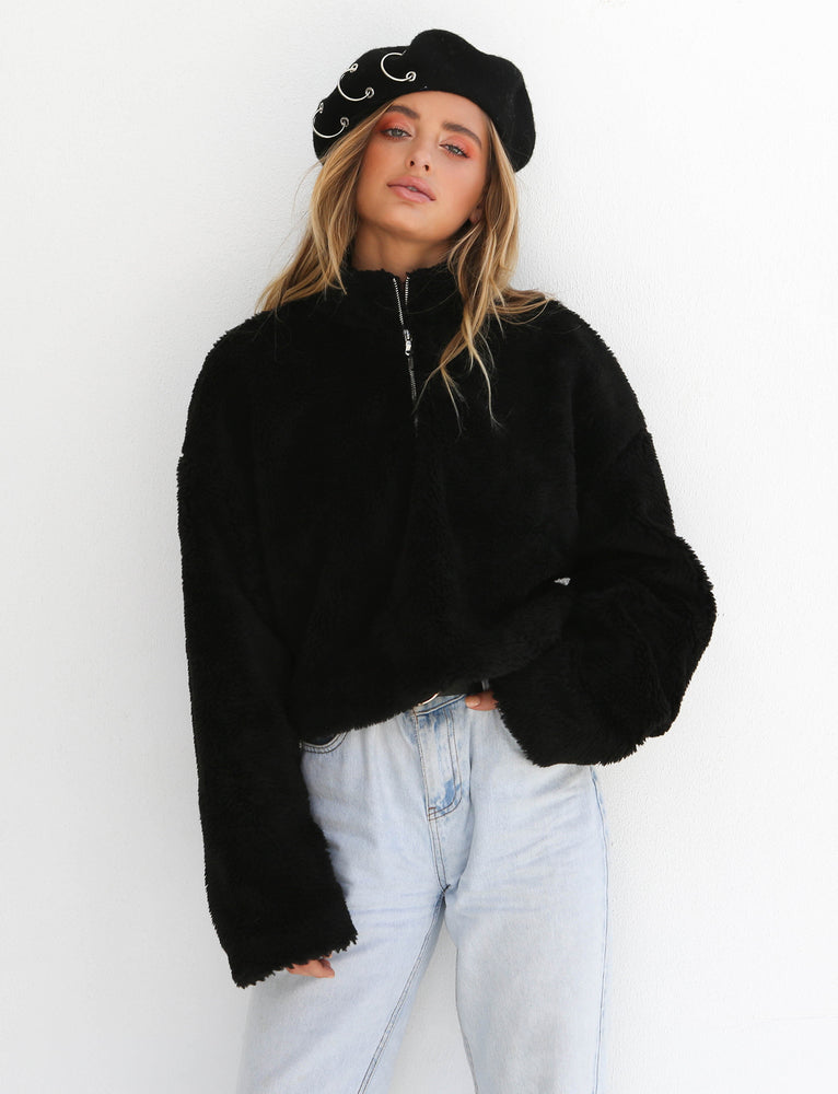Alessia Jumper - Black