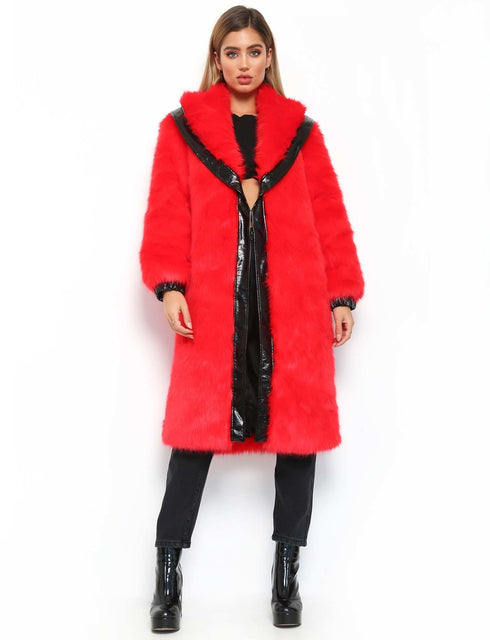 Bellatric Jacket - Red