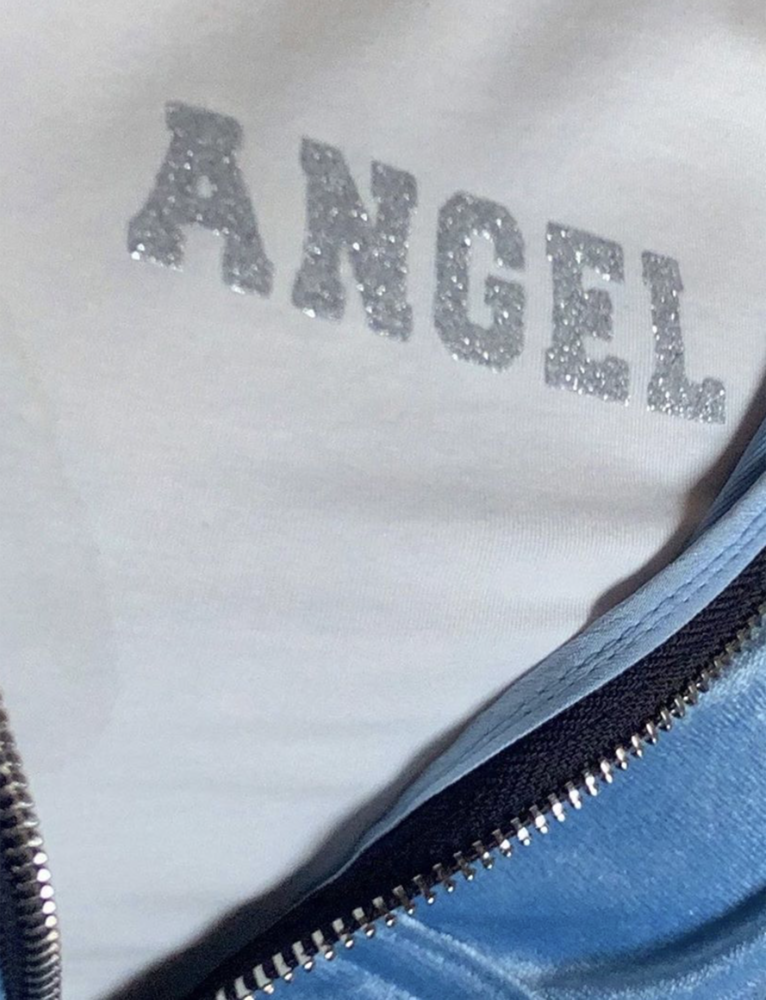 Angel Tank - White