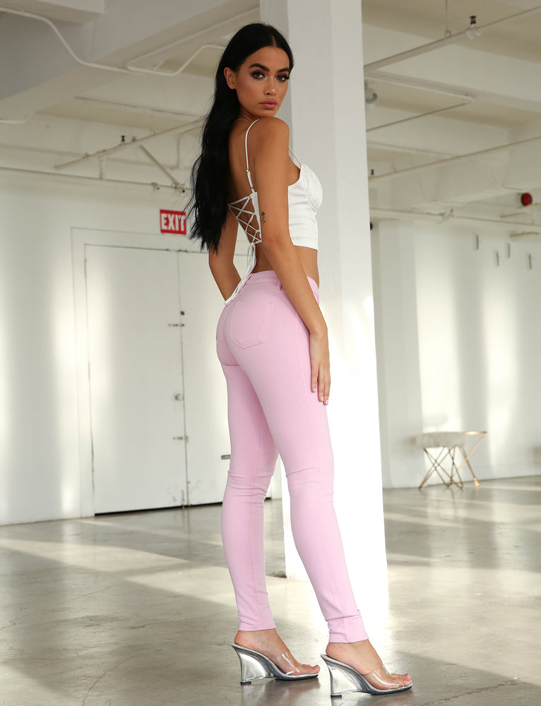 Rochelle Pant - Pink