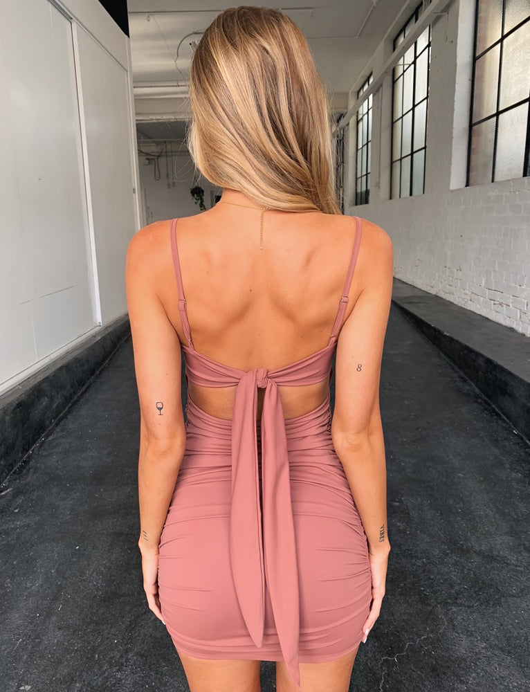Sunrise Dress - Rose