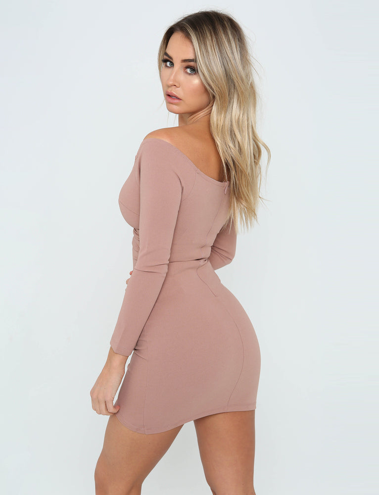 Cali Dress - Blush