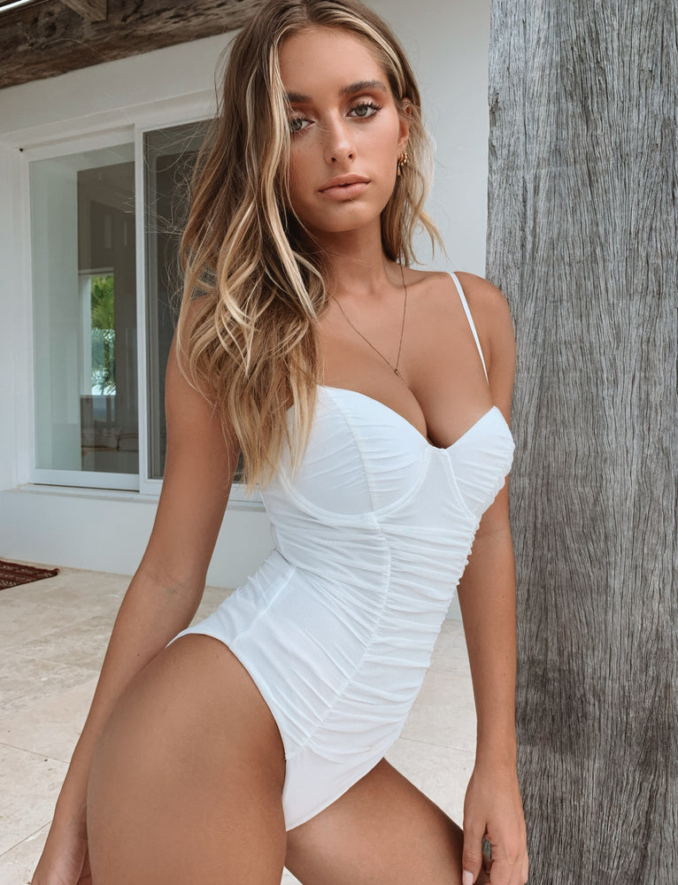 Argo Bodysuit - White