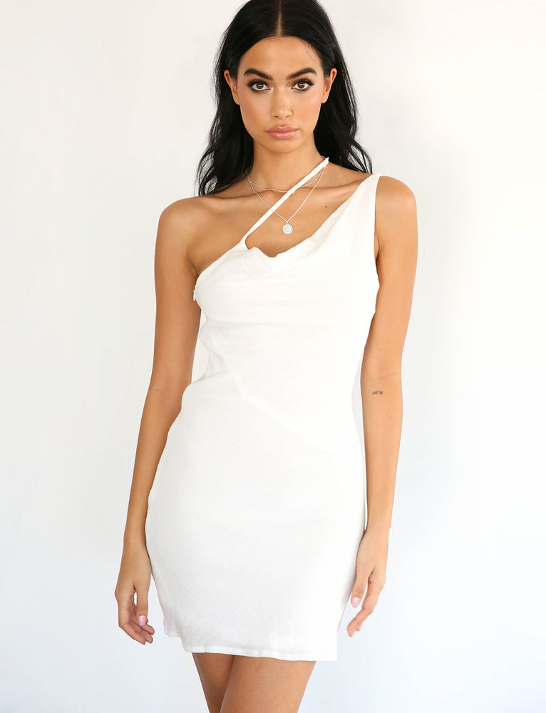 Bianco Dress - White