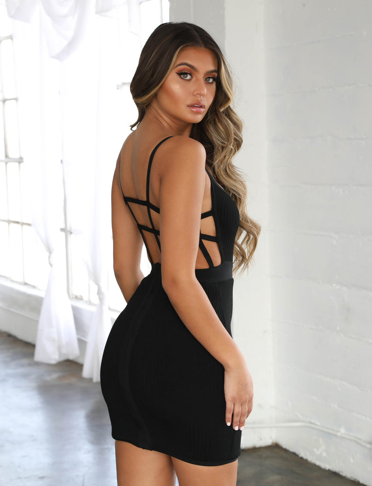 Lana Dress - Black