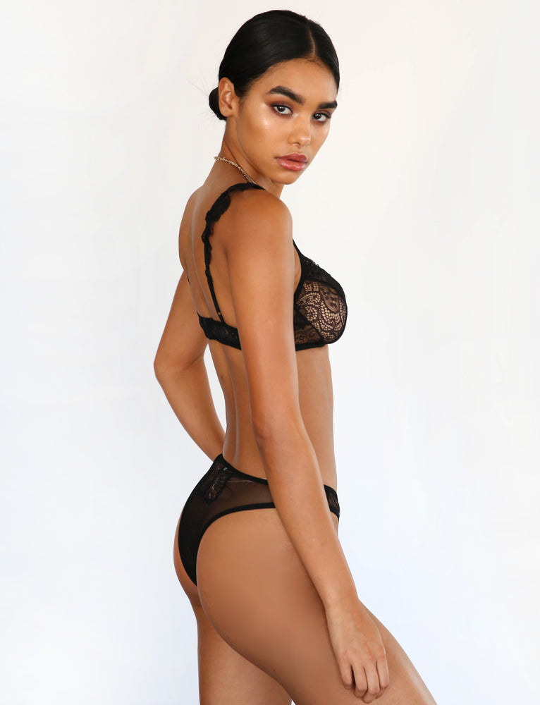 Tahlia Set - Black