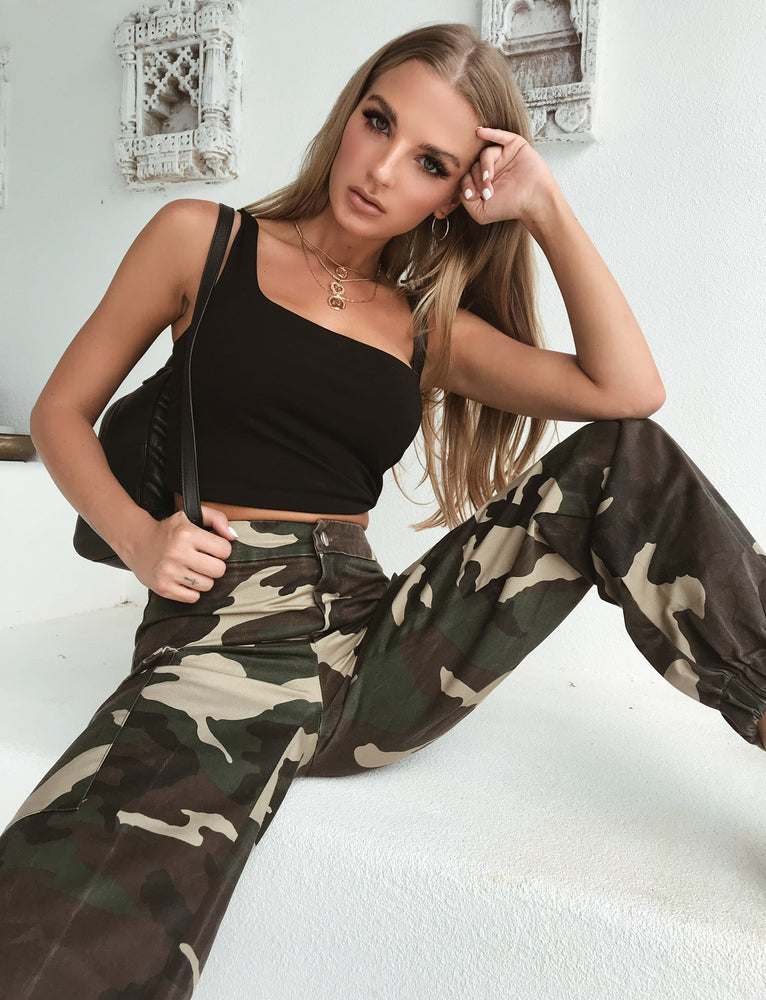Army Pant - Green