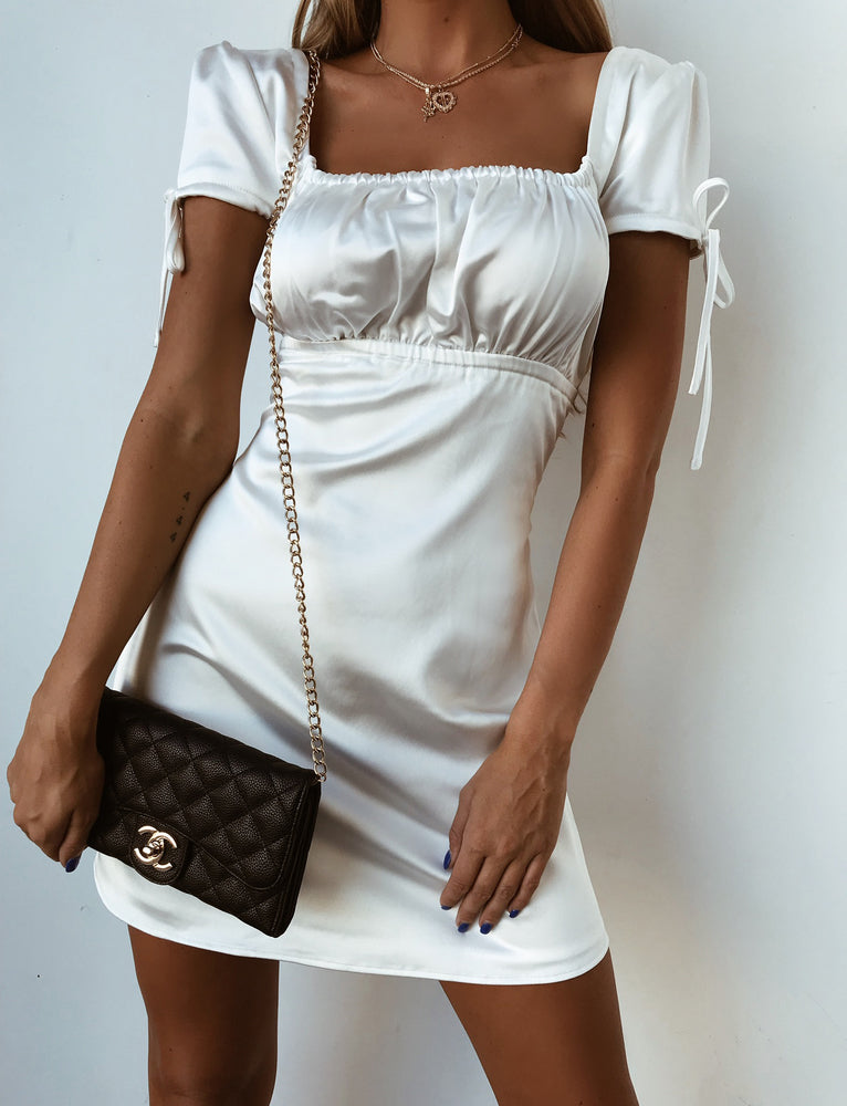 0b1e7a6f Buy Our Tyra Dress in Cream Online Today! - Tiger Mist