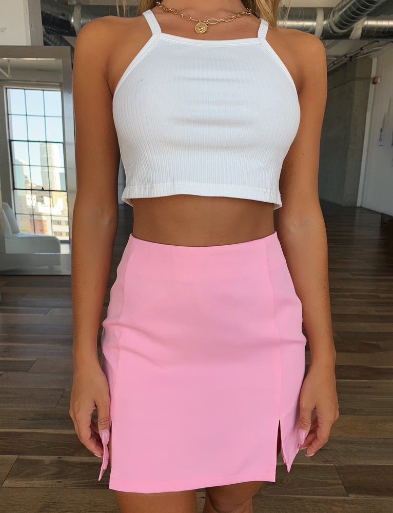 Kimberly Skirt - Pink