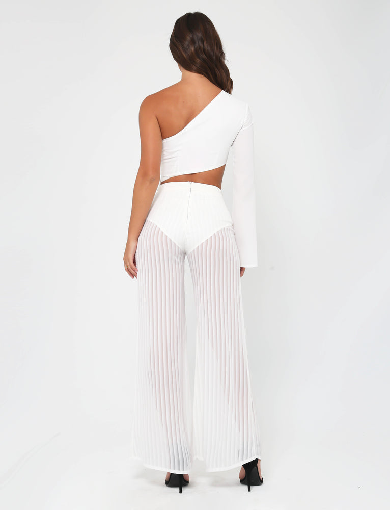 Absolute Pant - White