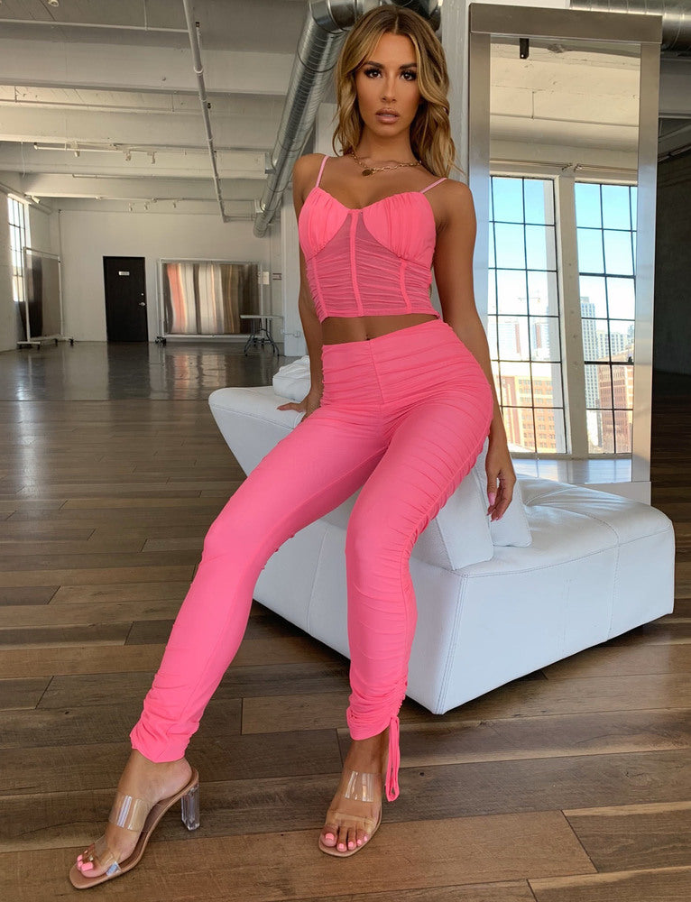 Vicky Top - Pink