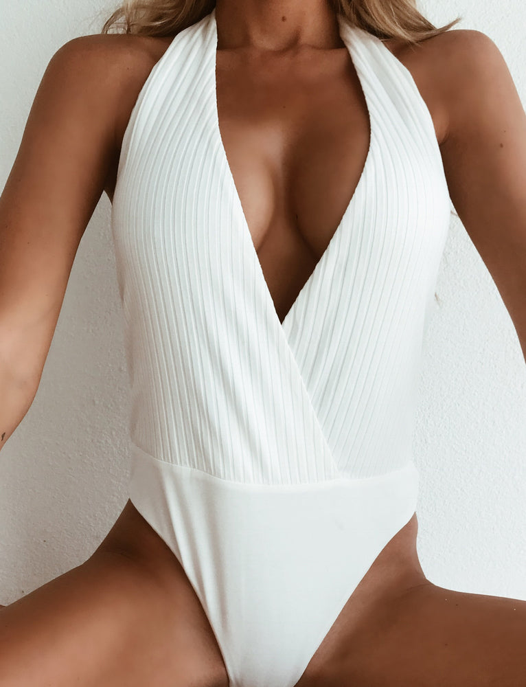 Hope Bodysuit - White