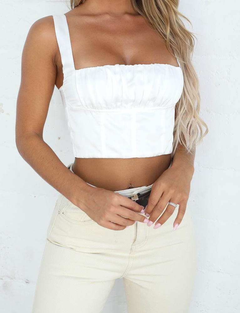 Rabat Top - White