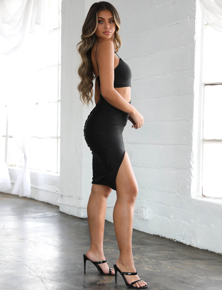 Cheyenne Dress - Black