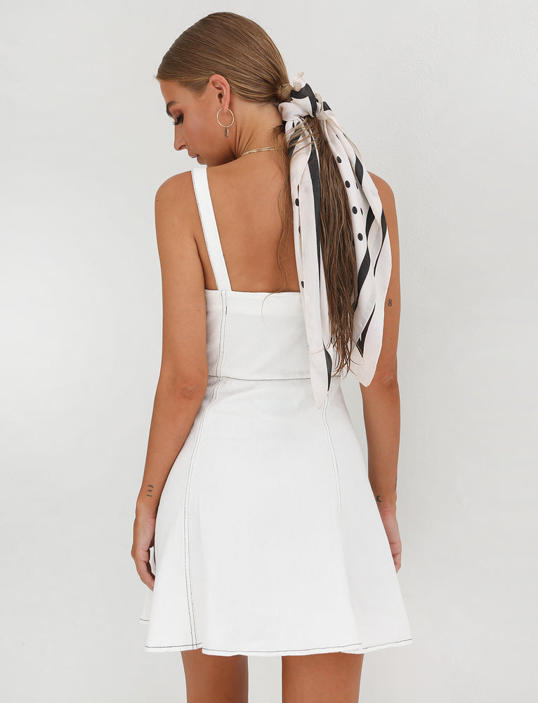Windsor dress - White