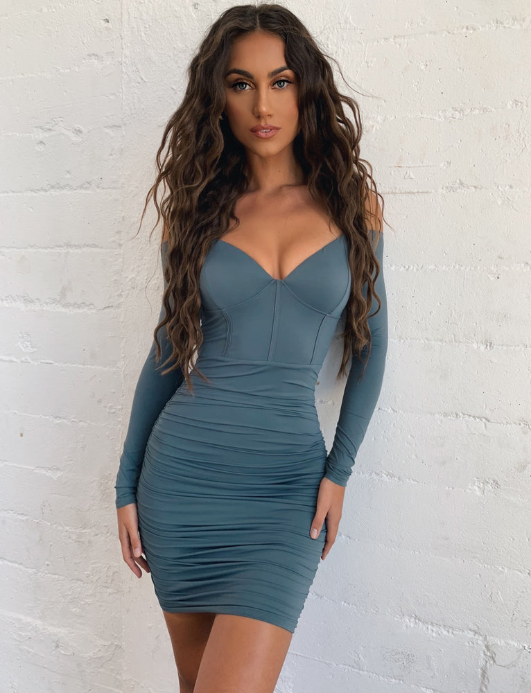 Epsilon Dress - Steel