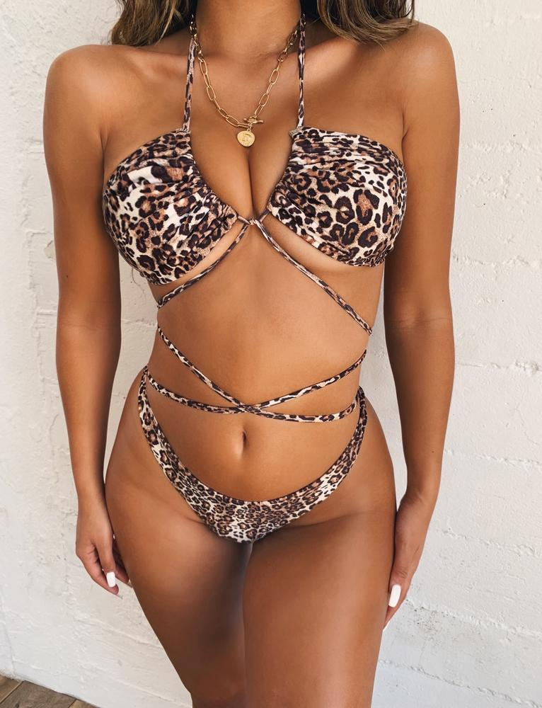 Marcella One Piece - Leopard
