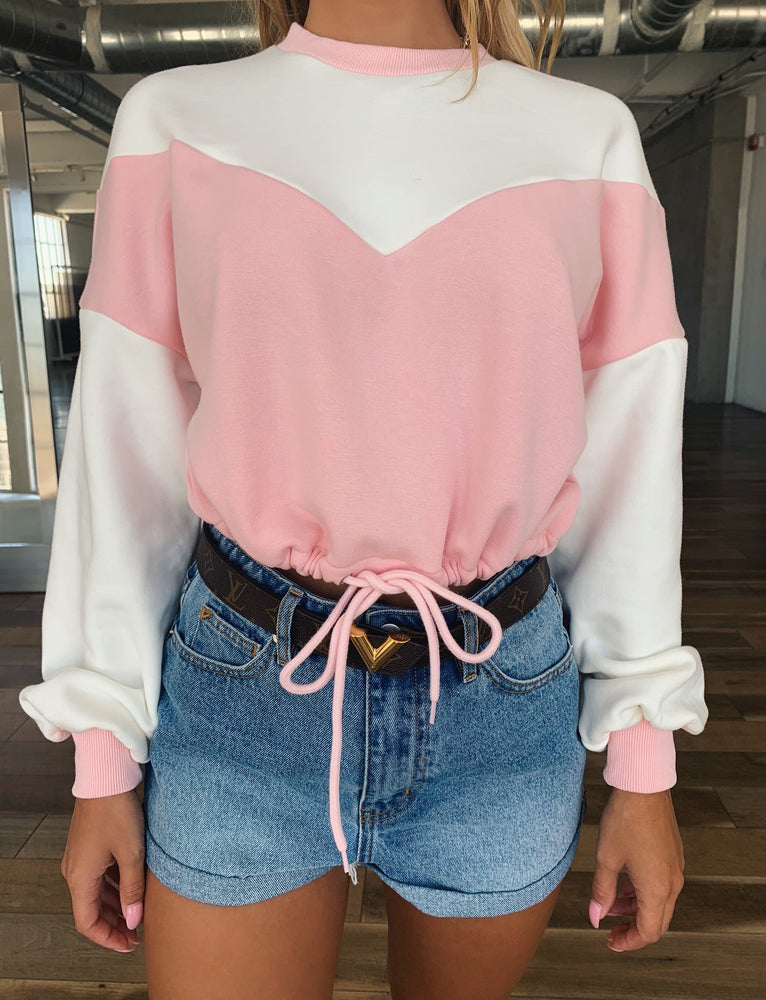 Brittany Jumper - Pink