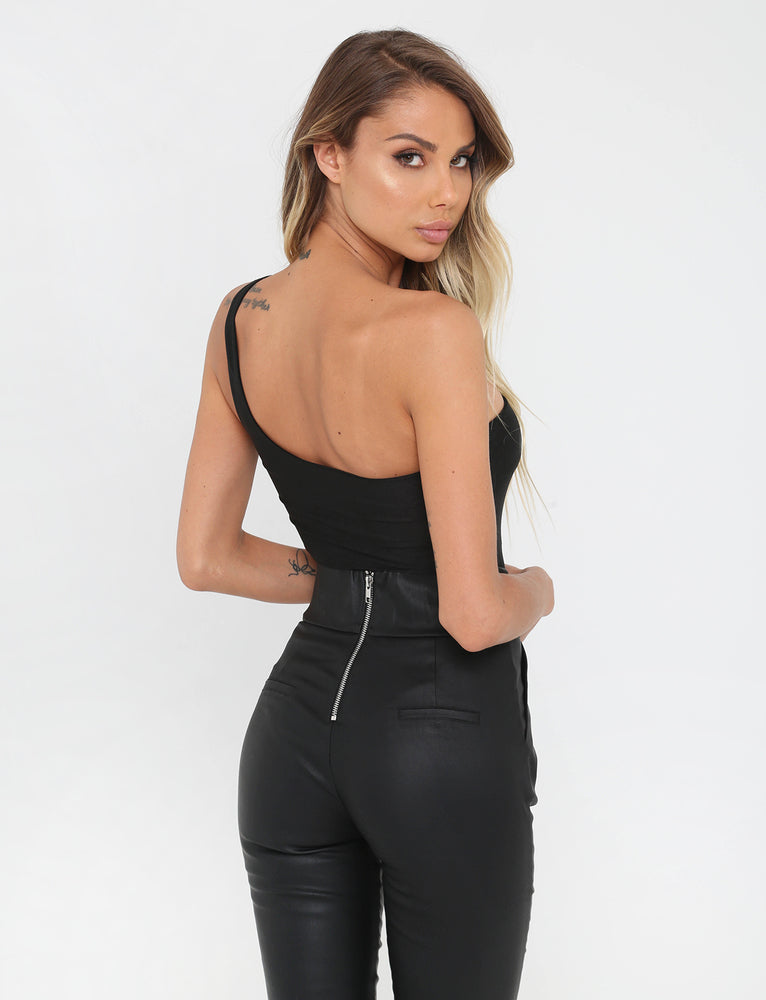 Ava Bodysuit - Black
