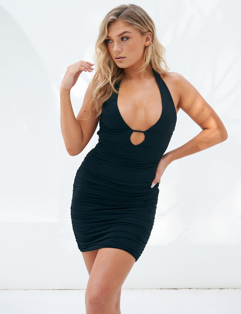Finley Dress - Black