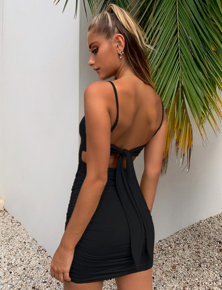 Sunrise Dress - Black