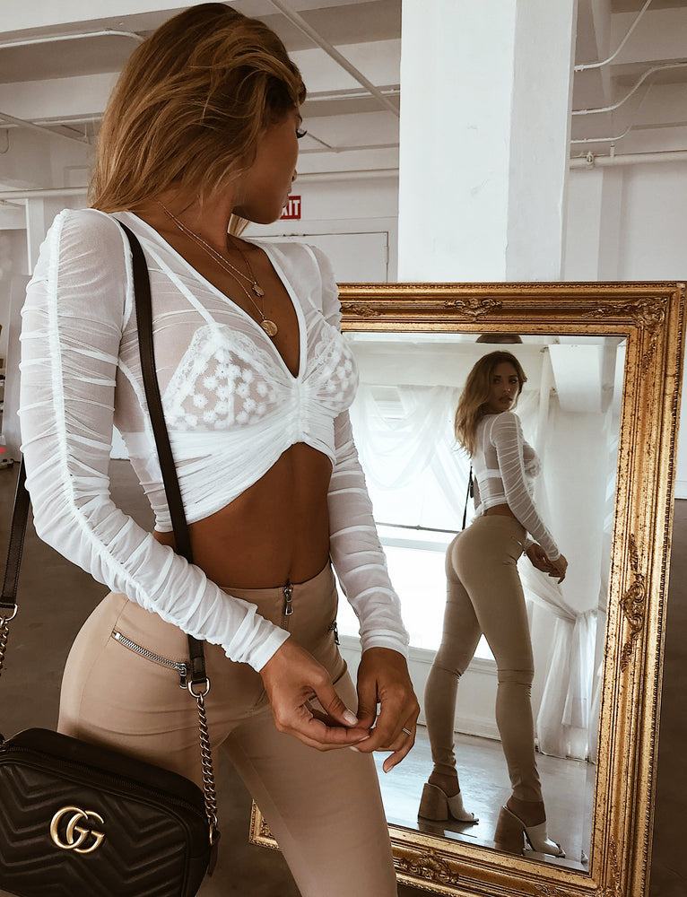 Karlie Top - White