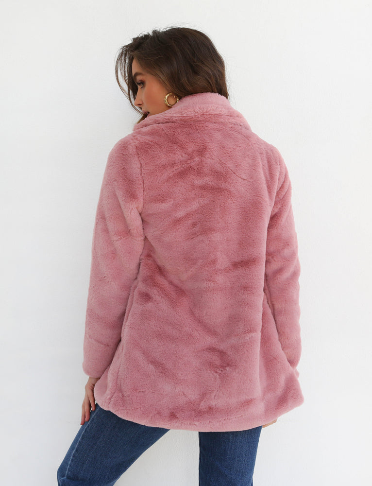 Little Lady Jacket - Blush Pink