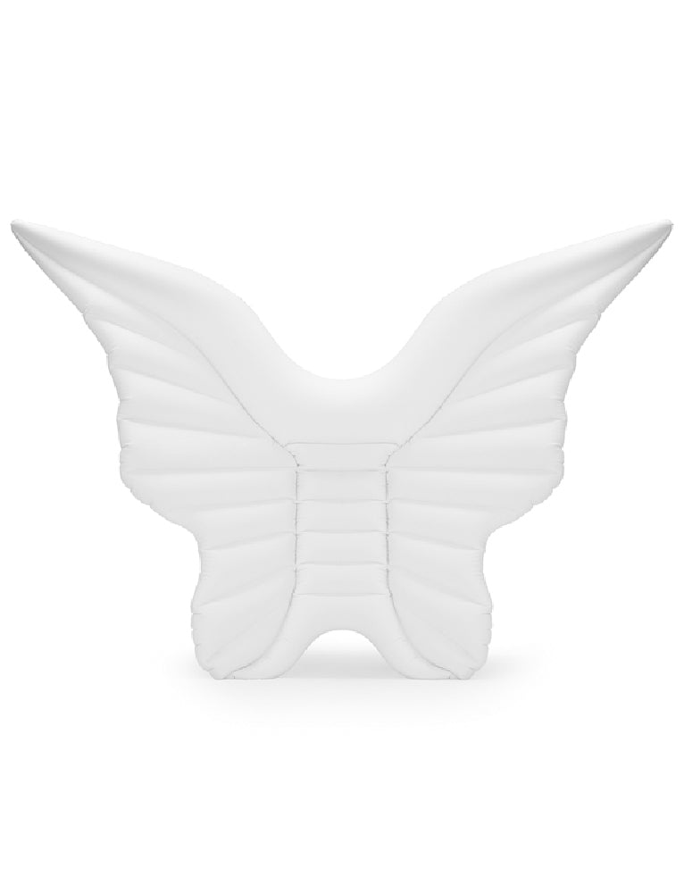Angel Wings Floatie - White
