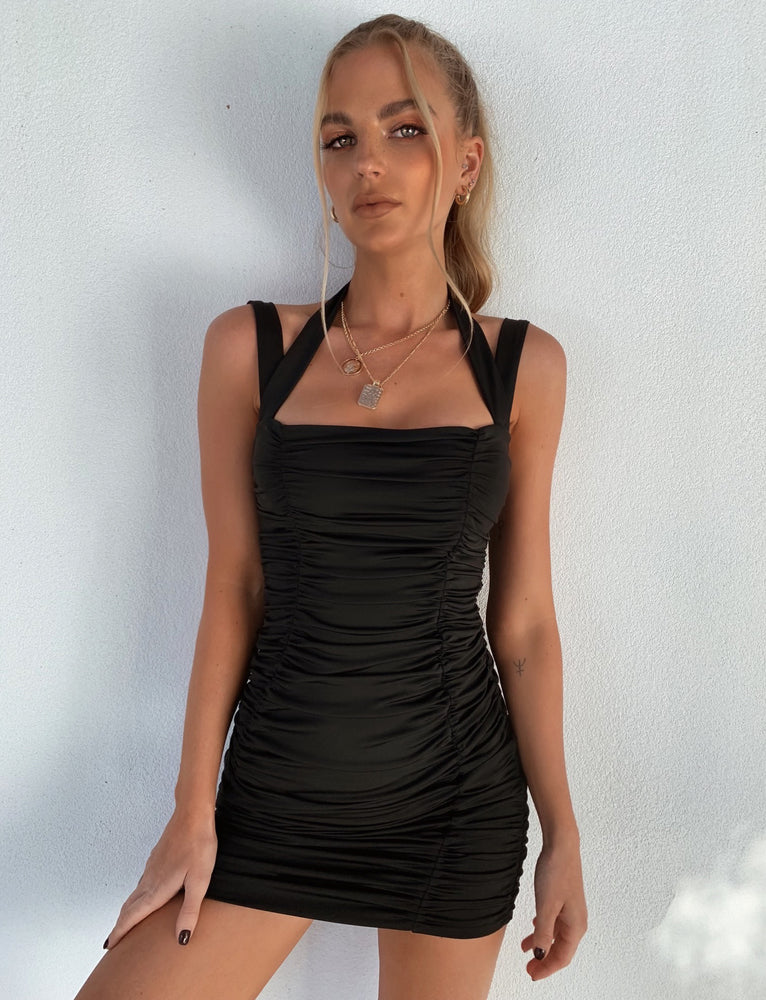 Tilly Dress - Black