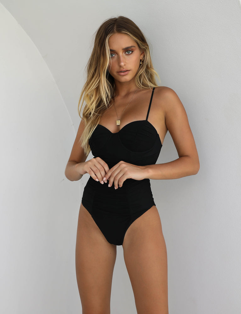 Argo Bodysuit - Black