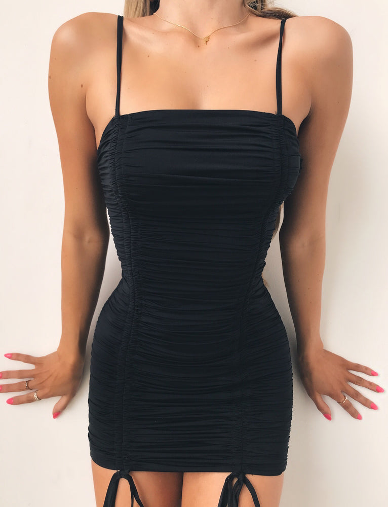 Zion Dress - Black