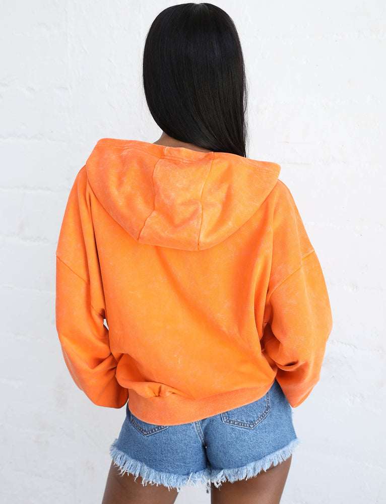 Douglas Jumper - Orange