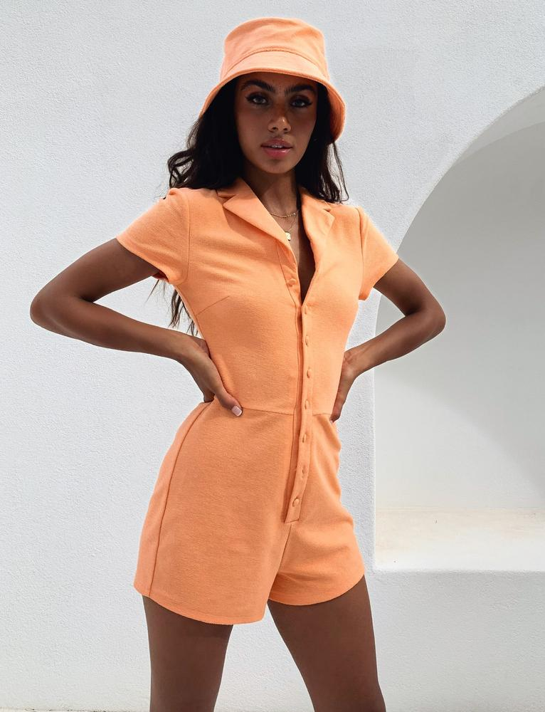 Espen Playsuit - Sorbet