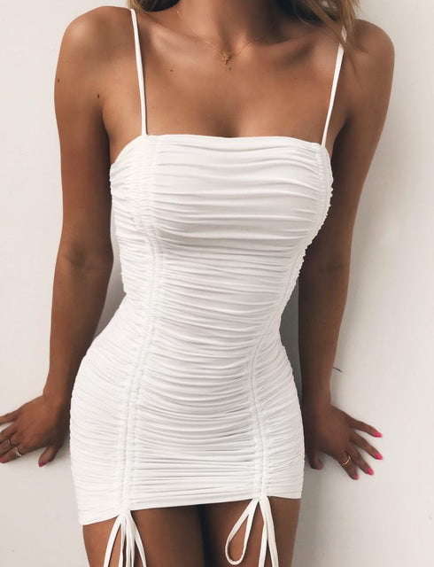 ebd83db701d Zion Dress - White. TIGER MIST