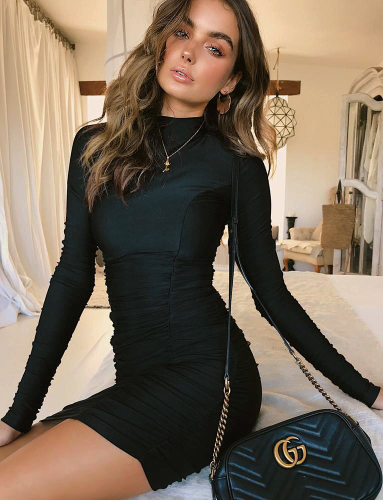 Havana Dress - Black