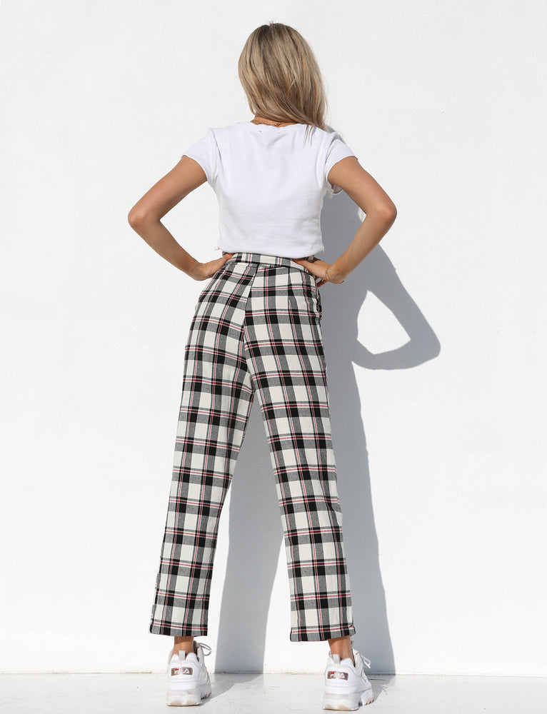 Mission Pant - Cream Check