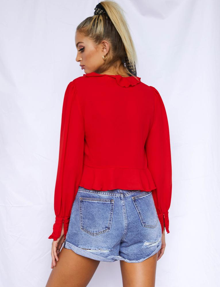 Augustin Top - Red