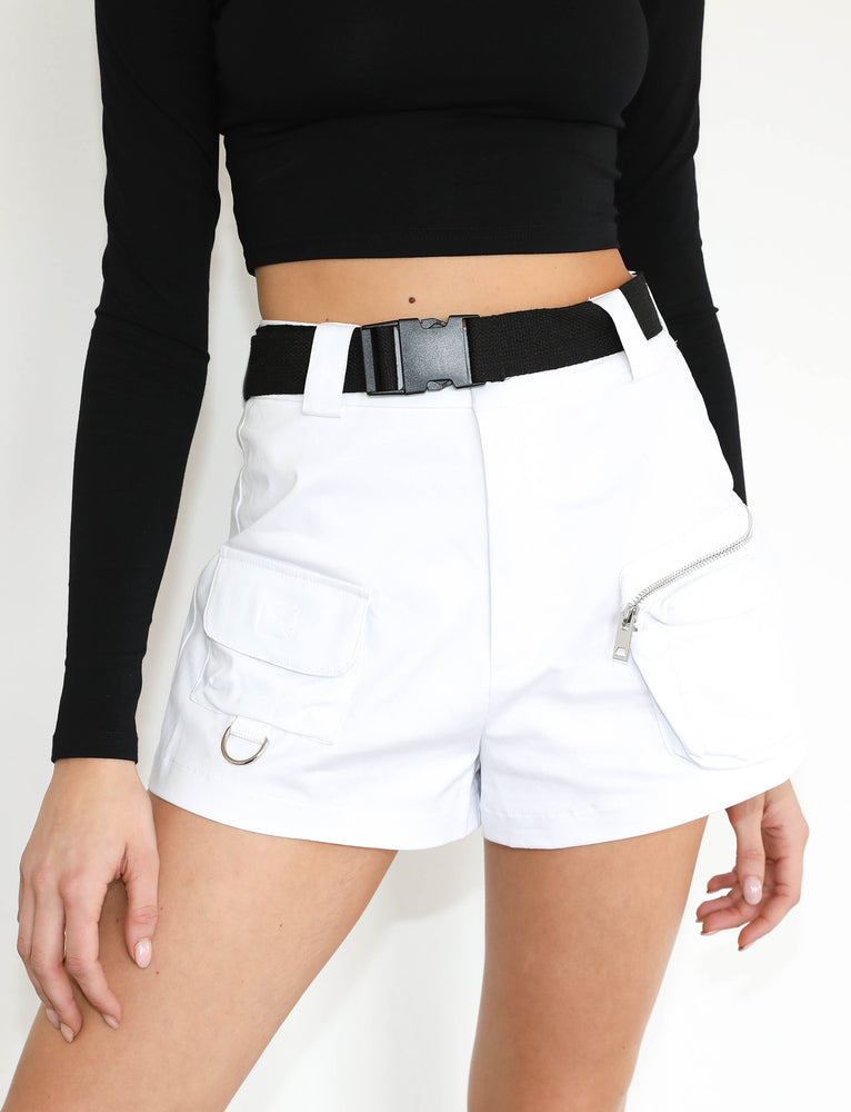 Edam Short - White