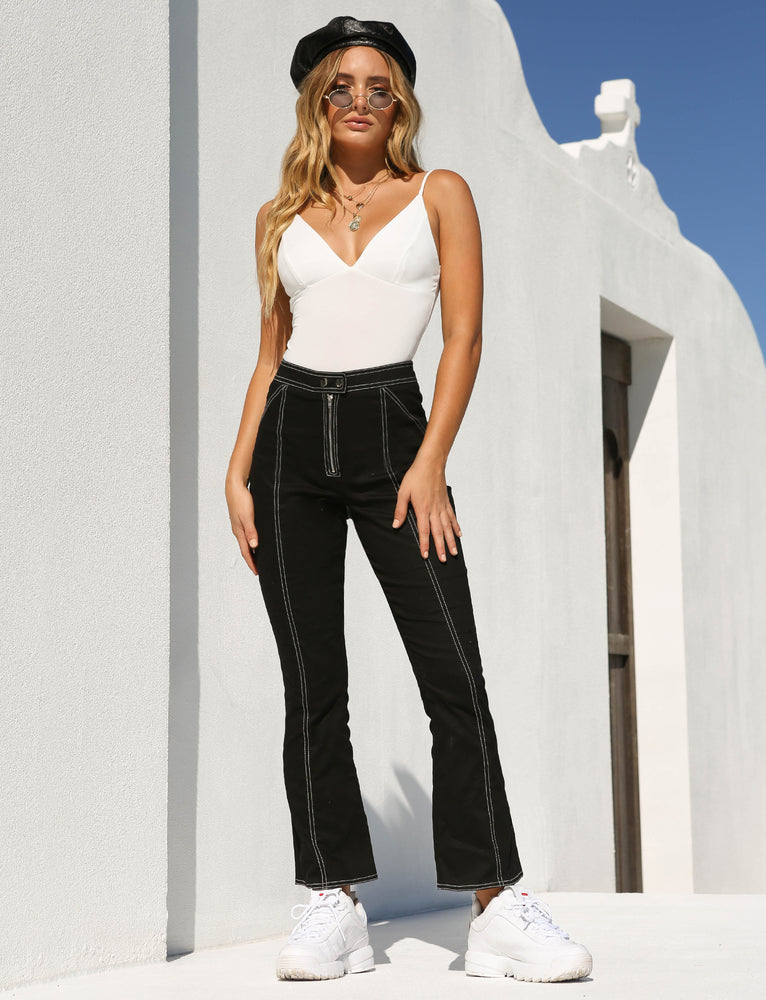 48885cd2f10 Buy Our Ava Pant in Black Online Today! - Tiger Mist