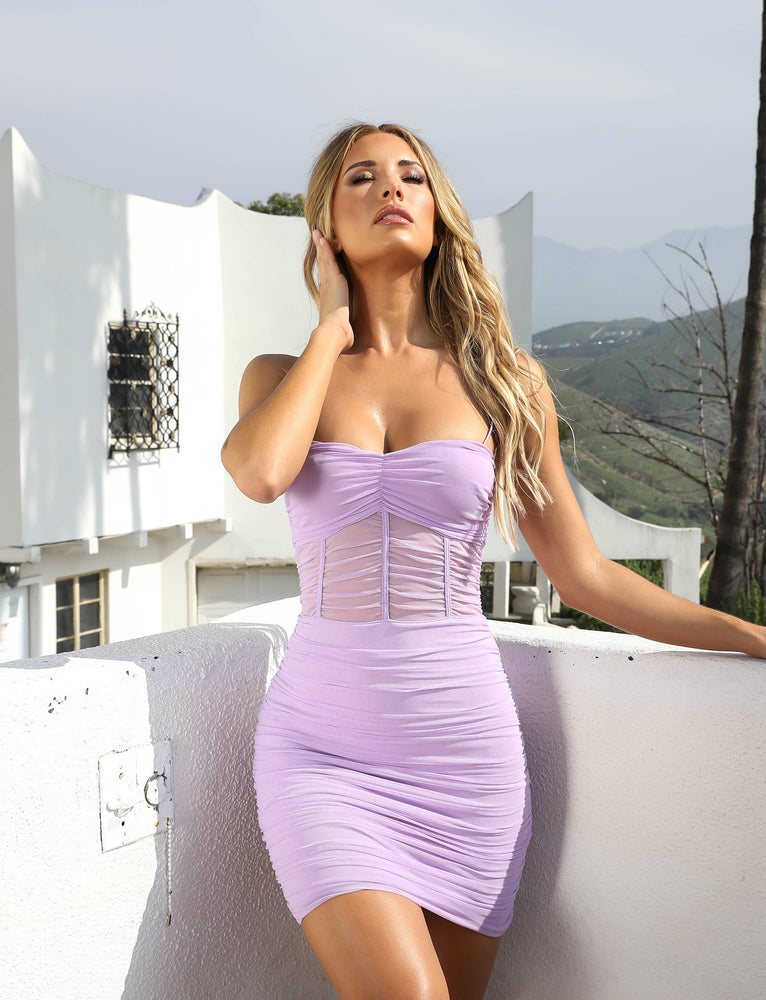 Eastside Dress - Lilac