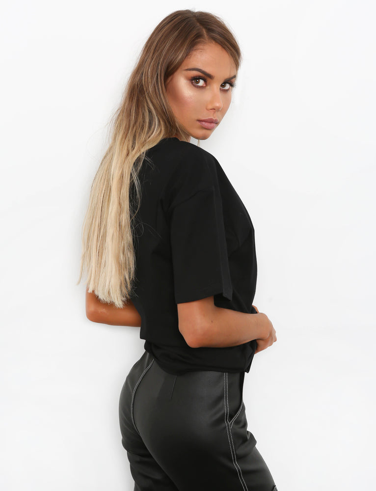 09d3f01c6e3 Buy Our Draco Top in Black Online Today! - Tiger Mist