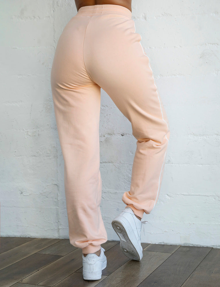 Dinah Trackpant - Apricot