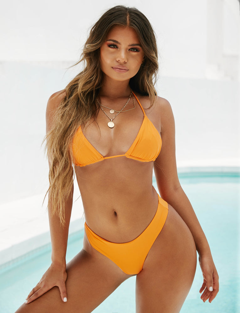 Lumi Bikini Set - Orange