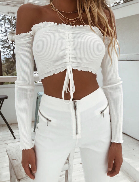 Seattle Top - White