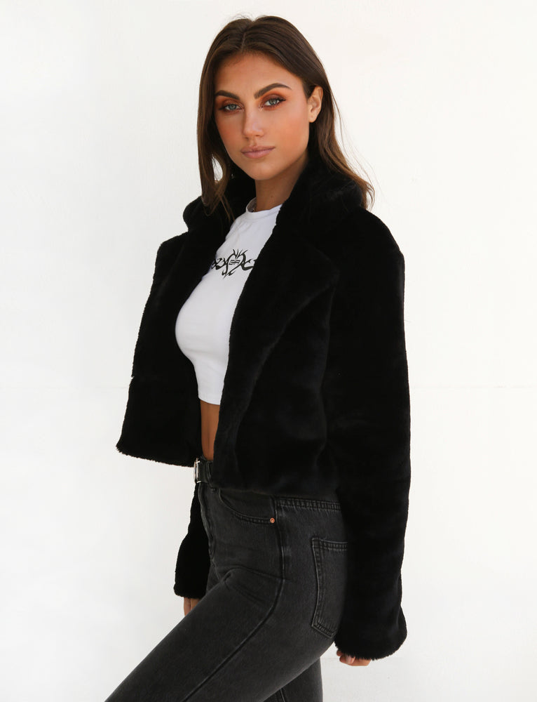 Mimi Jacket - Black